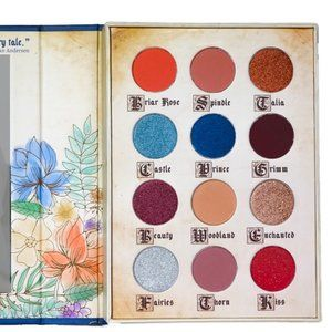 Storybook Cosmetics - Fairy Tale Palette, NEW